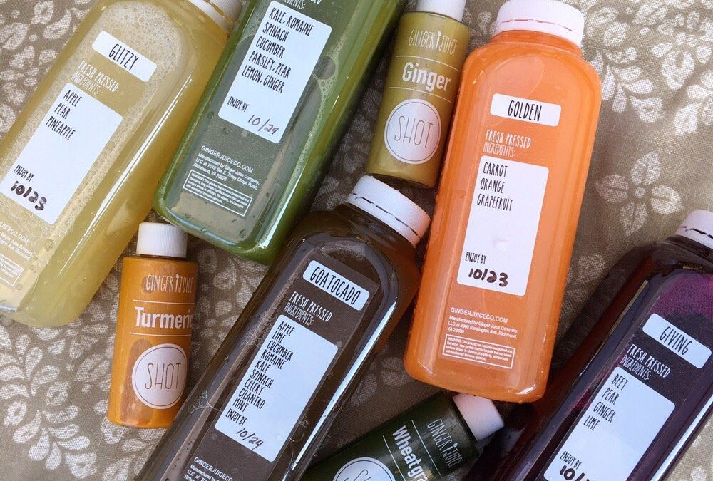 Ginger Juice Co. Keeps RVA Juicy