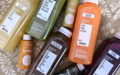 Ginger Juice Co. Keeps RVA Juicy